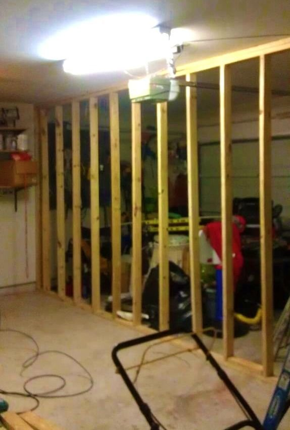 Best Garage Conversion Into A Spare Room Front Of Garage With Pictures