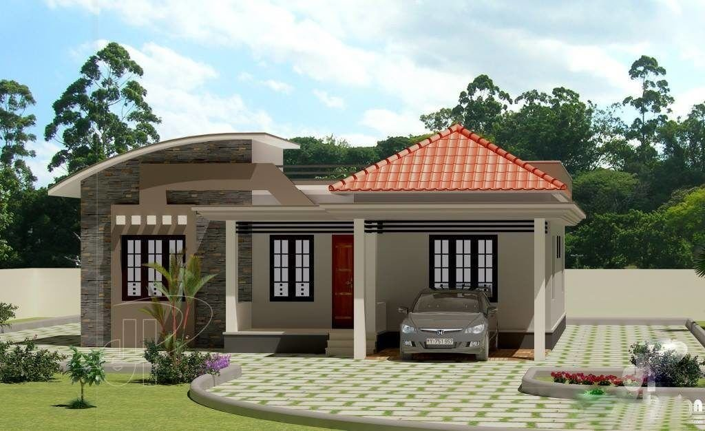 Best Low Cost 3 Bedroom Modern Kerala Home Free Plan Budget 3 With Pictures