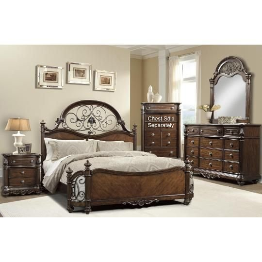 Best Clearance Davis International 4 Piece Cal King Bedroom Set Home Improvement Decorating King With Pictures