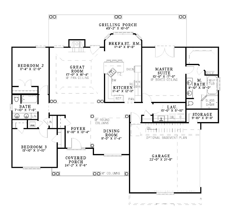 Best 2000 Sq Ft Homes Plans American Under 2 000 Sq Ft With Pictures
