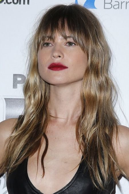 Free After Test Driving Tapered Marianne Faithfull Bangs On Instagram A Few Months Ago Behati Wallpaper