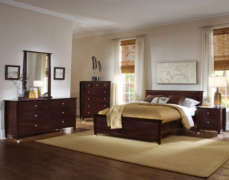 Best Elements Bedroom Set Espresso Boston Interiors Dresser With Pictures