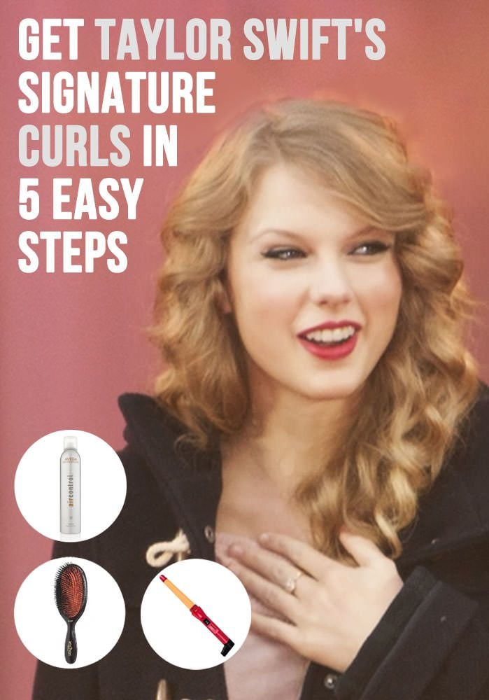 Free Get Taylor Swift S Signature Curls In 5 Easy Steps Hair Wallpaper
