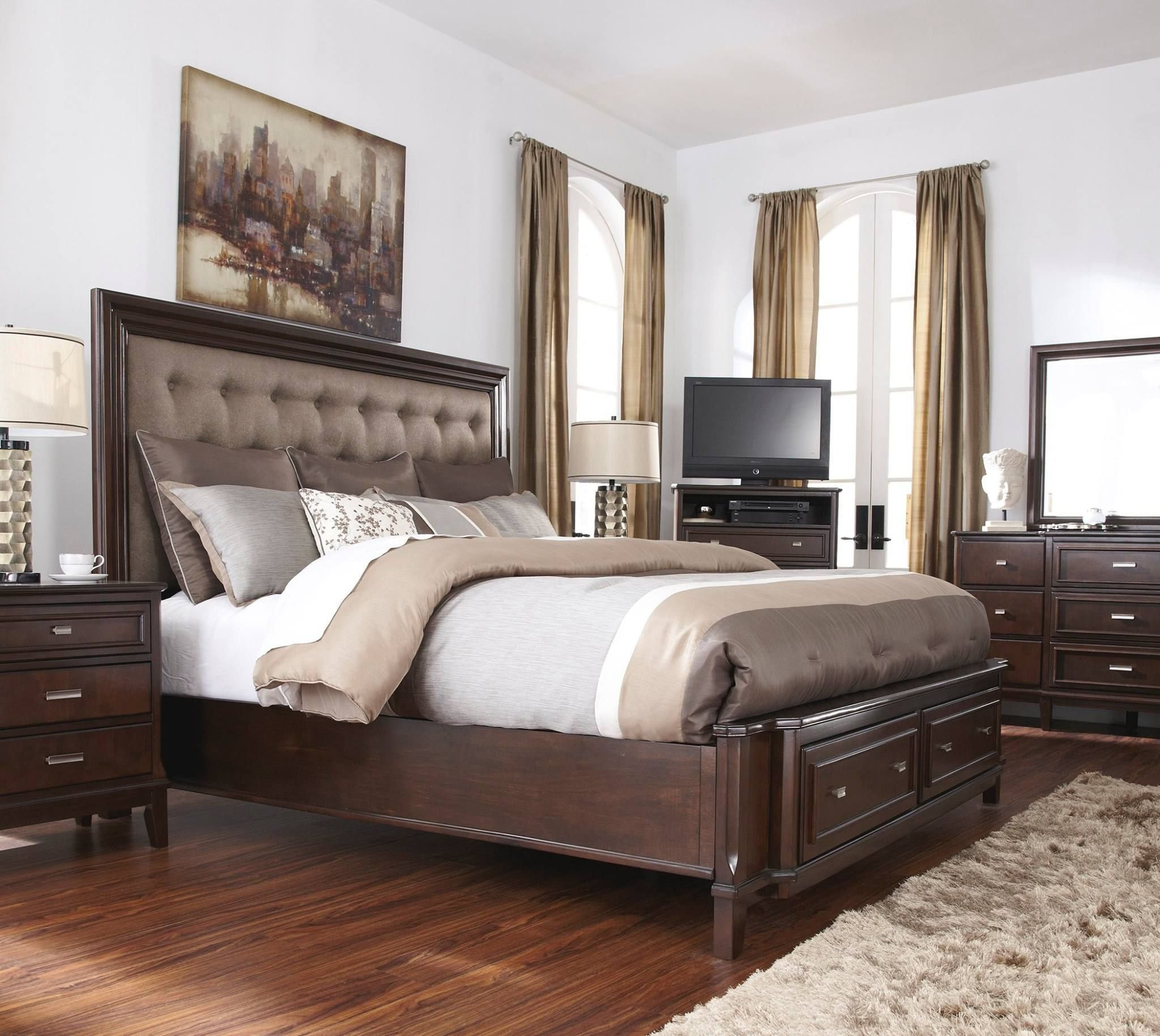 Best Ashley Furniture Homestore House Master Bedroom With Pictures