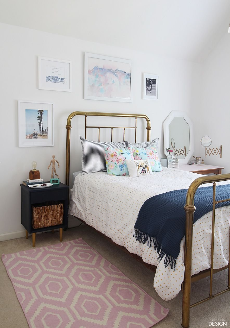 Best Young Modern Vintage Bedroom Humble Abode Vintage T**N With Pictures