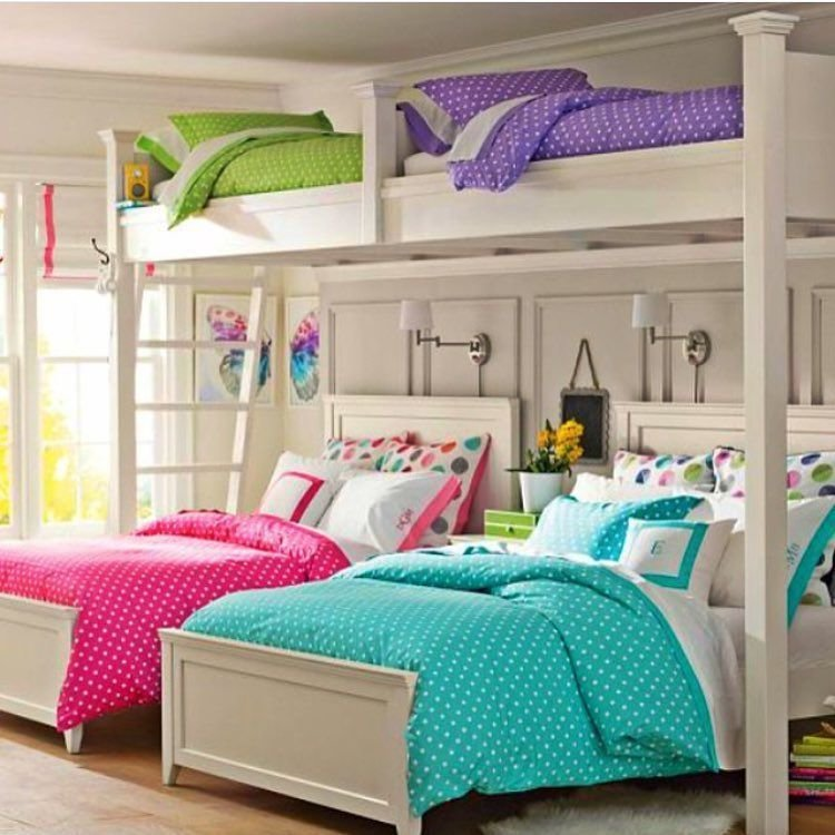 Best Cute Girls Bunk Beds Girls Bedroom Ideas Bunk Bed With Pictures