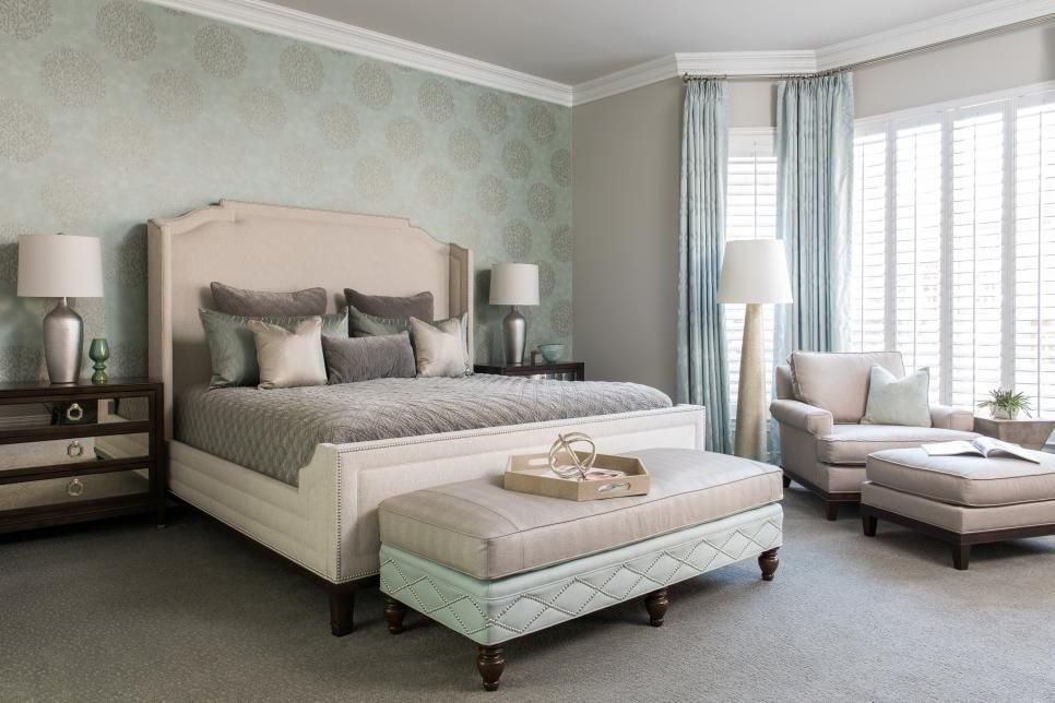 Best A Calming Color Palette Of Neutrals Seafoam Green And With Pictures