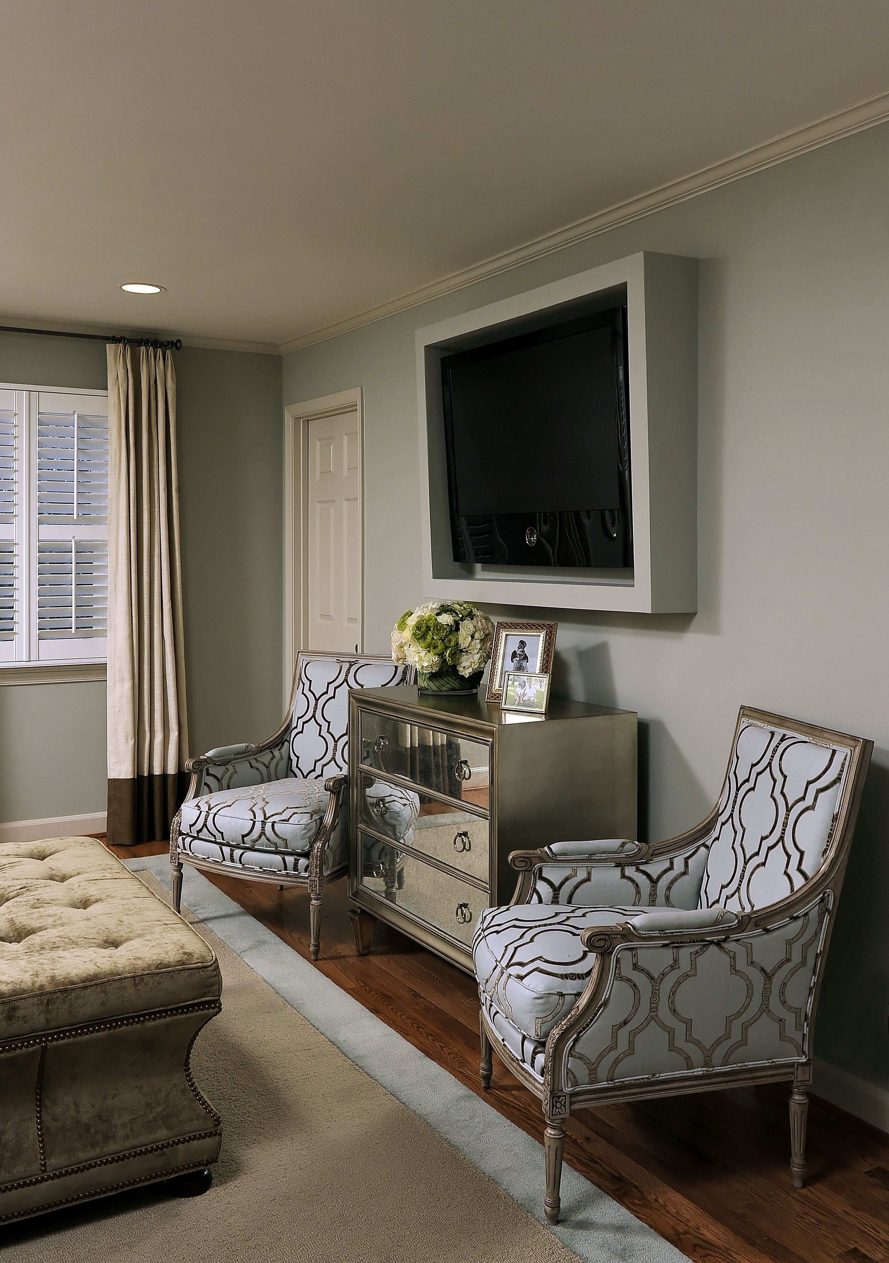 Best Great Idea To Frame Out A Flat Screen Tv Kristin Peake With Pictures