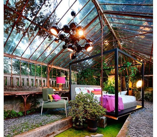 Best A Greenhouse Bedroom Would Be Like Sleeping Outdoors But With Pictures