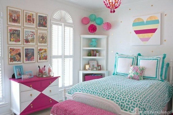 Best 40 Beautiful Teenage Girls Bedroom Designs For With Pictures