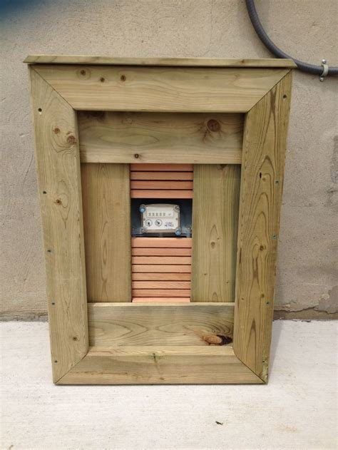 Best Meter Cover Gas Ideas With Pictures