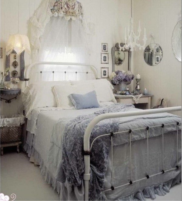 Best 33 Cute And Simple Shabby Chic Bedroom Decorating Ideas With Pictures