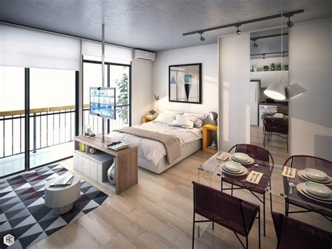 Best 24 Studio Apartment Ideas And Design That Boost Your Comfort With Pictures