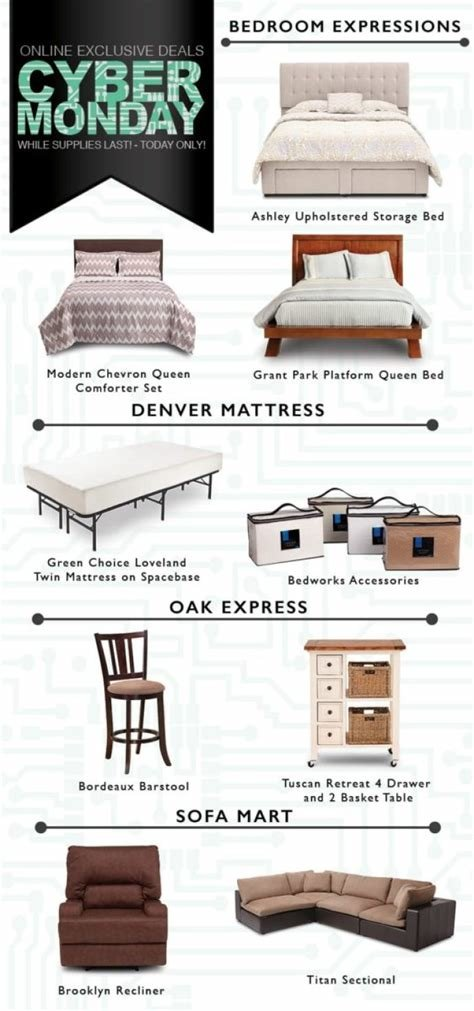 Best 2016 Cyber Monday Furniture Deals At Furniture Row With Pictures