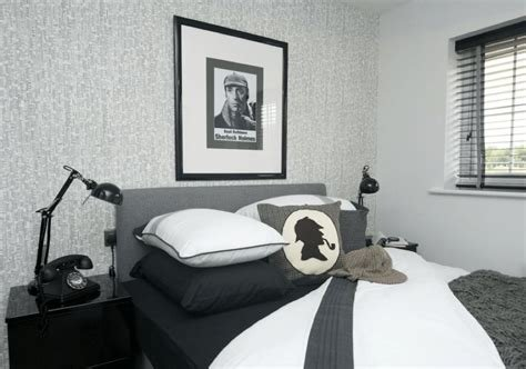 Best Sherlock Holmes Themed Bedroom Psoriasisguru Com With Pictures