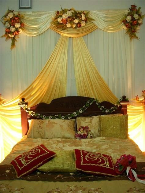 Best 40 Awesome Wedding Night Room Decoration Ideas – Oosile With Pictures