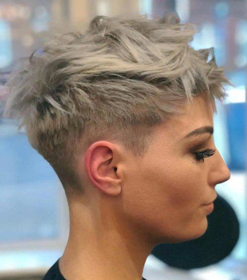 Free 60 Cute Short Pixie Haircuts – Femininity And Practicality Wallpaper
