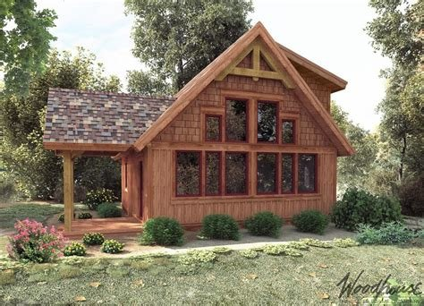 Best Cedarrun Woodhouse The Timber Frame Company With Pictures