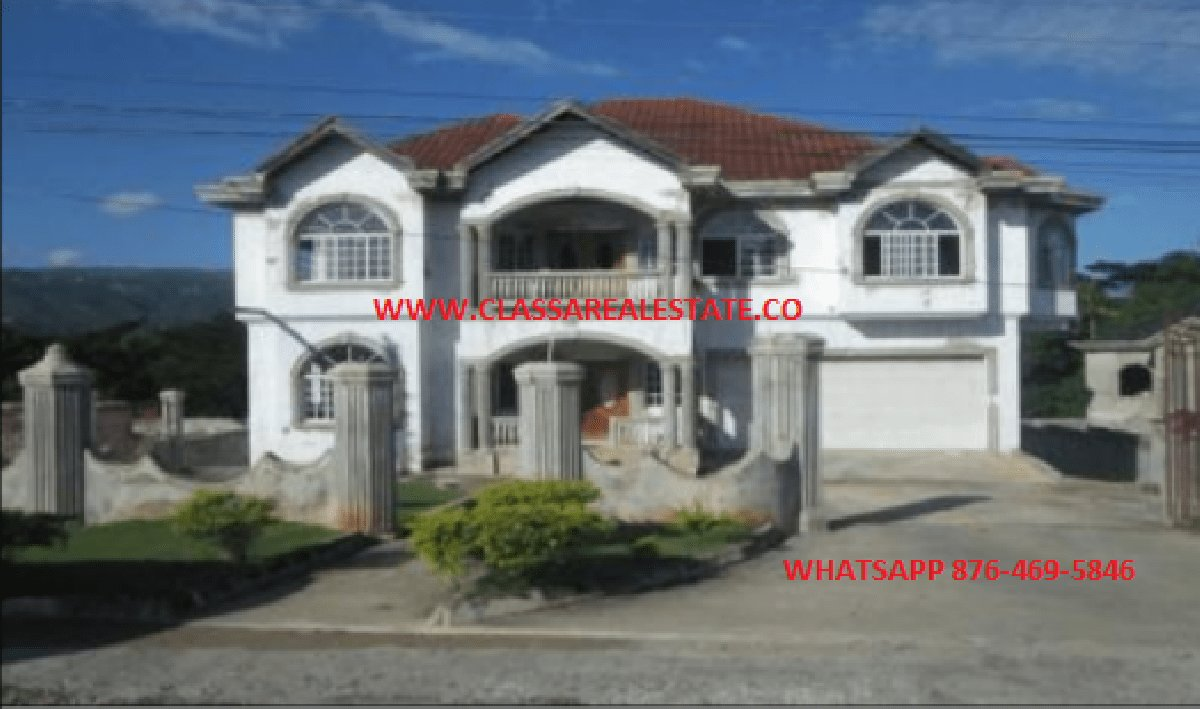 Best 5 Bedroom 5 Bathroom 3 Floor House For Sale In Santa Cruz St Elizabeth Houses With Pictures