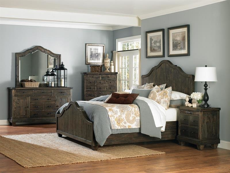 Best Brenley Bedroom Set By Magnussen Home – Kahn S Furniture With Pictures
