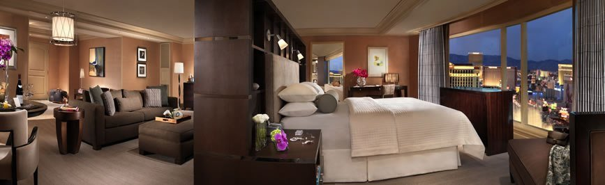 Best Las Vegas Bellagio 1 2 Bedroom Suite Deals With Pictures
