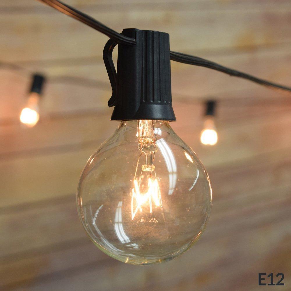 Best Mainstays 11 6 Paper Lantern String Lights 10 Bulbs With Pictures