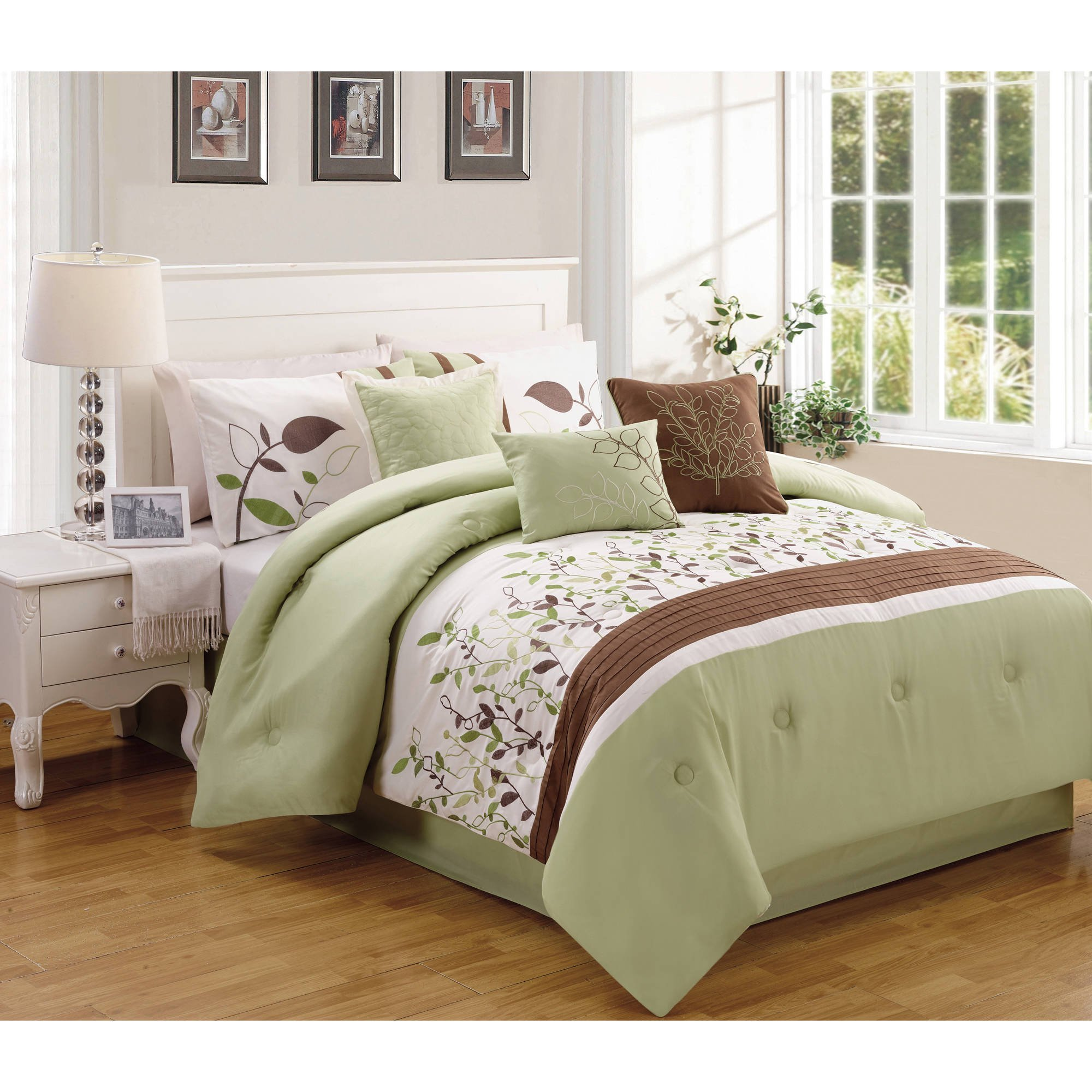 Best Better Homes And Gardens Pintuck Bedding Comforter Mini With Pictures