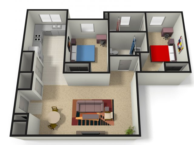 Best Wvu Apartments For Students The Lofts With Pictures