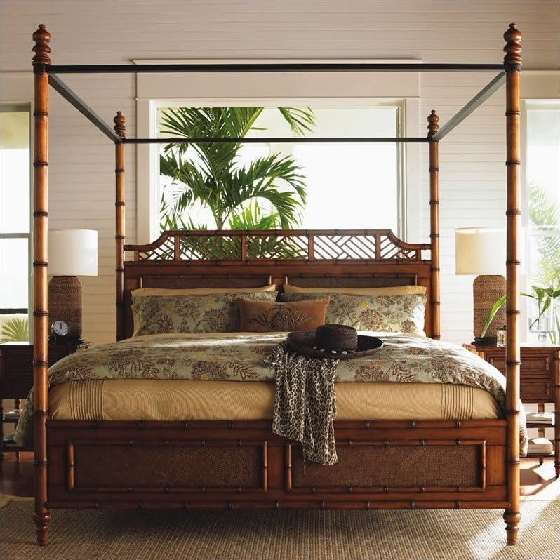 Best Tommy Bahama Home Island Estate West Indies Wood Poster With Pictures