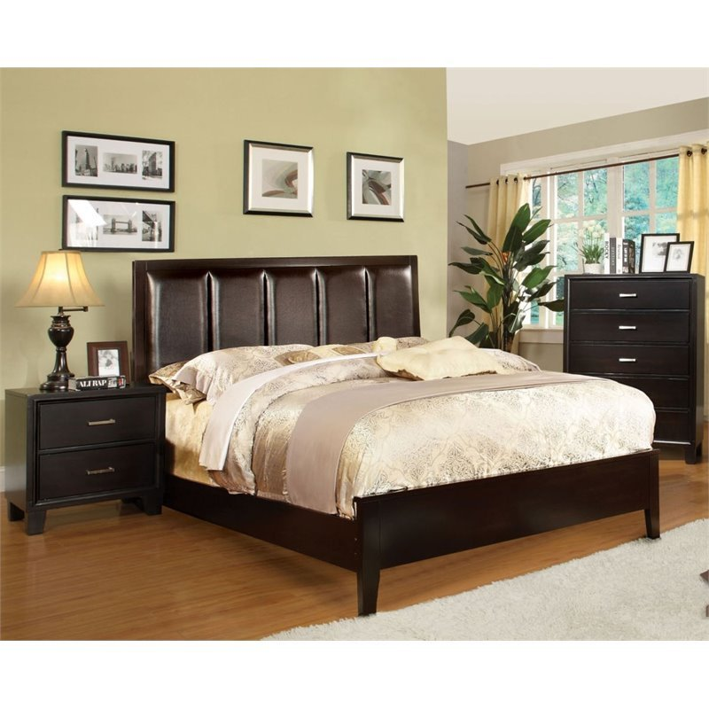 Best Furniture Of America Cruzina 3 Piece California King With Pictures
