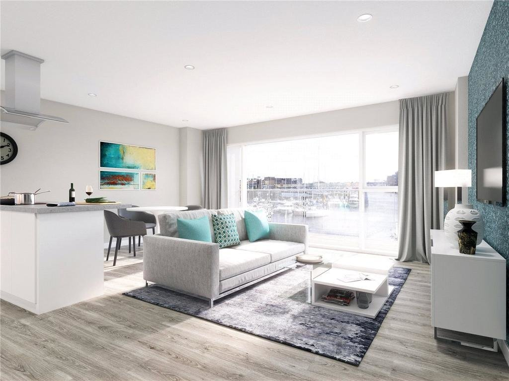 Best 2 Bedroom Apartments At Bayscape Cardiff Marina Watkiss With Pictures