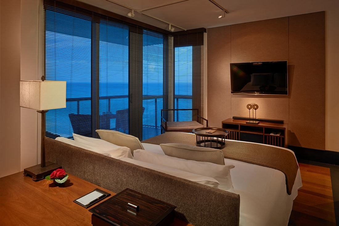 Best Oceanfront Suites In Miami Beach The Setai Miami Beach With Pictures