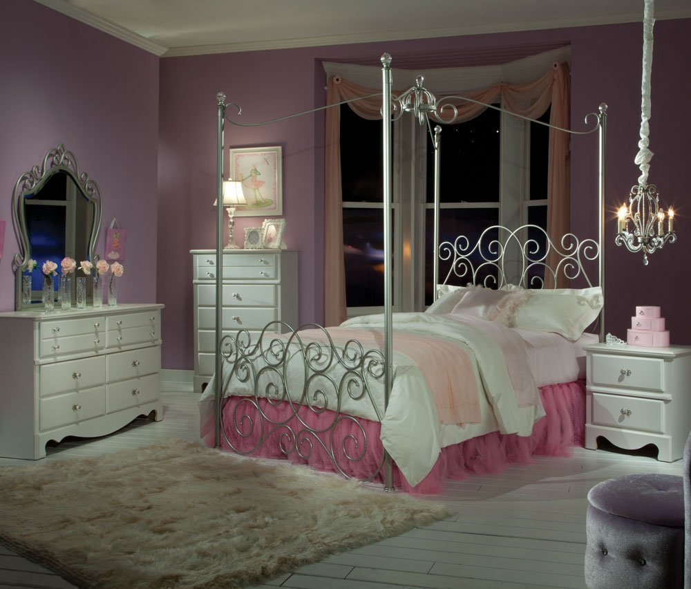 Best Diy Princess Bed Canopy For Kids Bedroom Midcityeast With Pictures