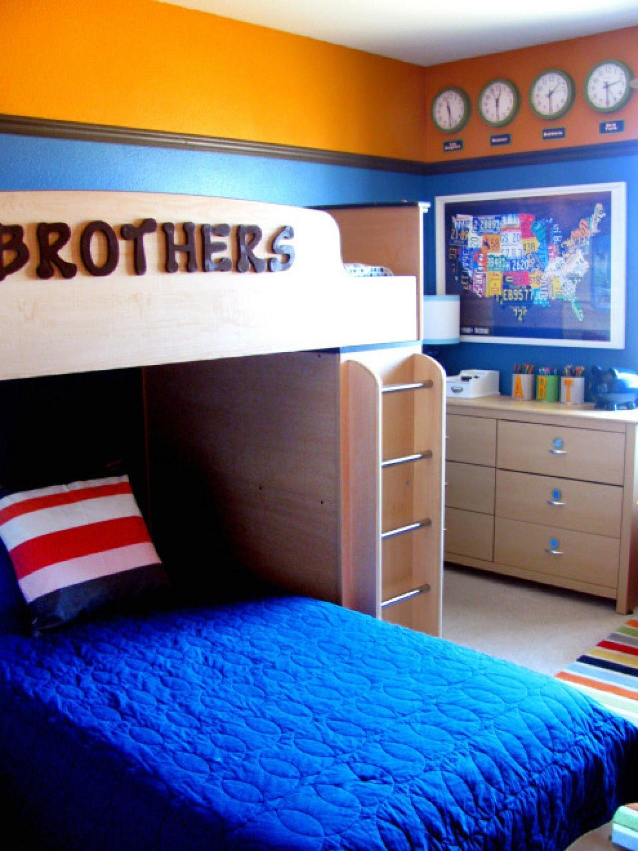 Best Stop The Boring House With Boys Room Paint Ideas Midcityeast With Pictures