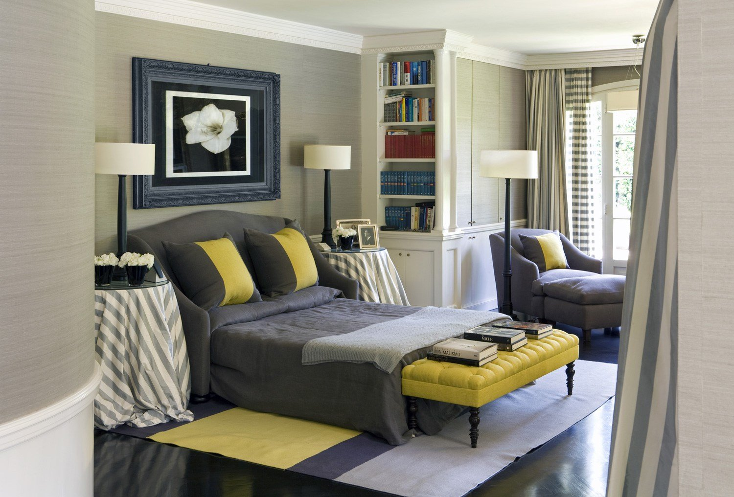 Best Why Yellow And Gray Bedroom Is Recommended To Have With Pictures