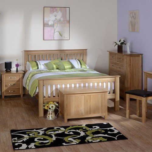 Best Bedroom Furniture Oak Furniture Uk With Pictures