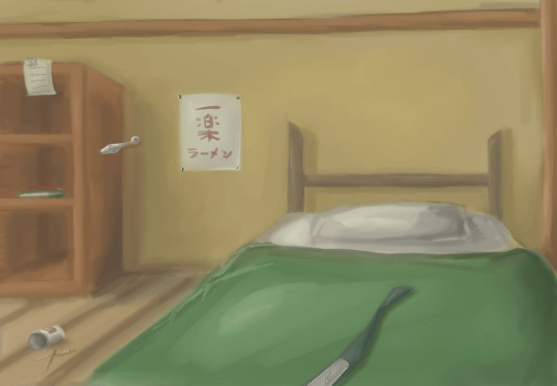 Best Naruto S Bedroom By Kelsi Sama On Deviantart With Pictures