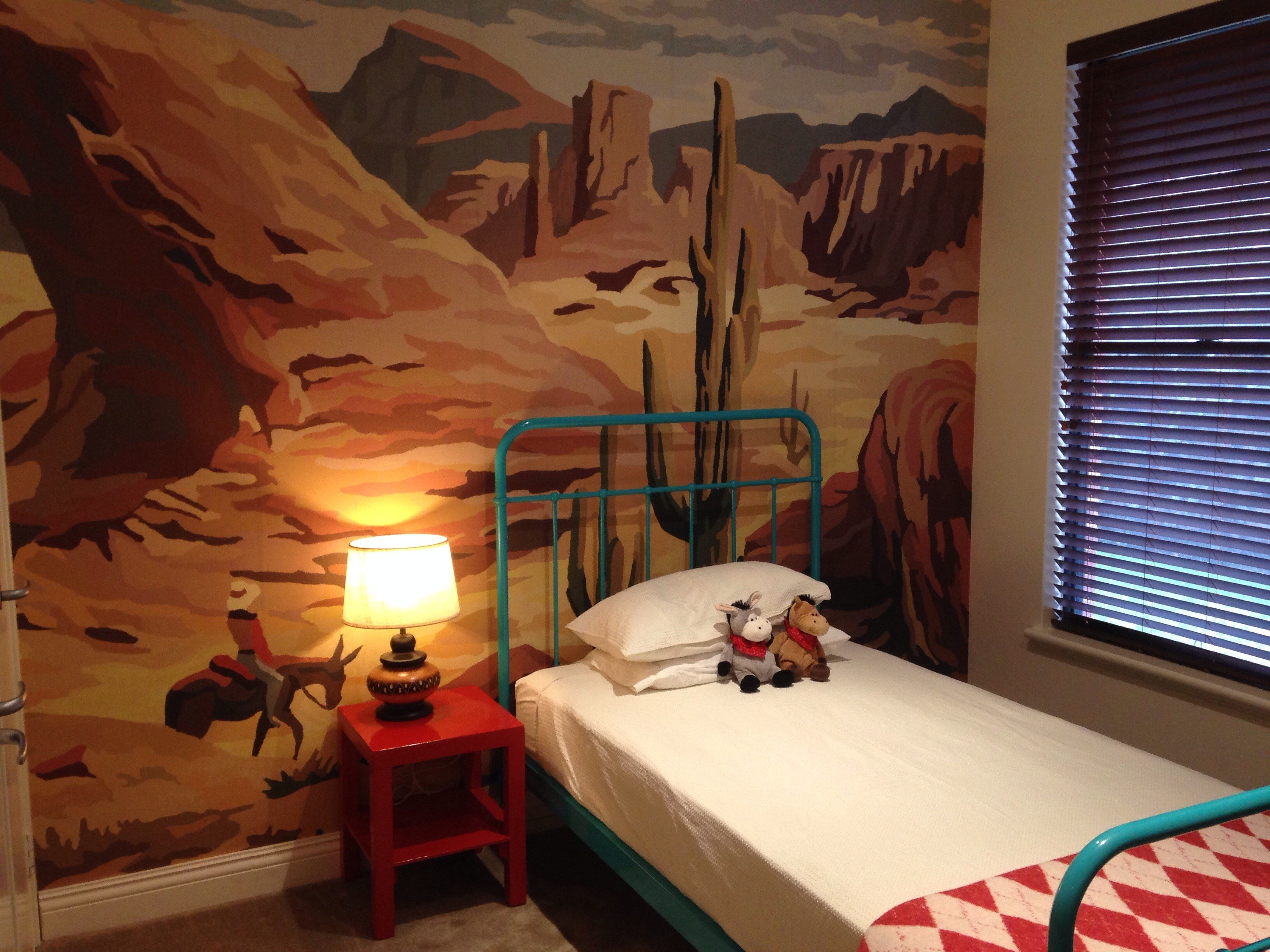 Best Vintage Cowboy And Indian Toddler Room Project Nursery With Pictures
