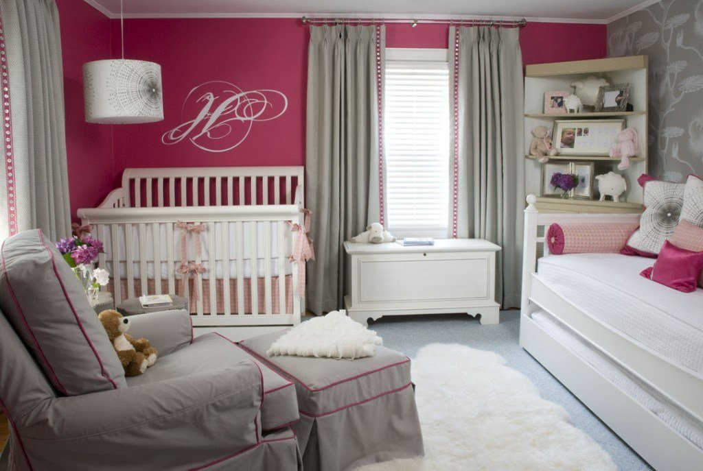 Best Pretty In Pink 55 Pink Nurseries Project Nursery With Pictures