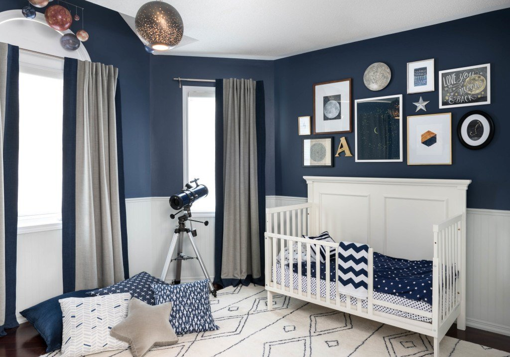 Best Cosmic Nursery Decor Project Nursery With Pictures