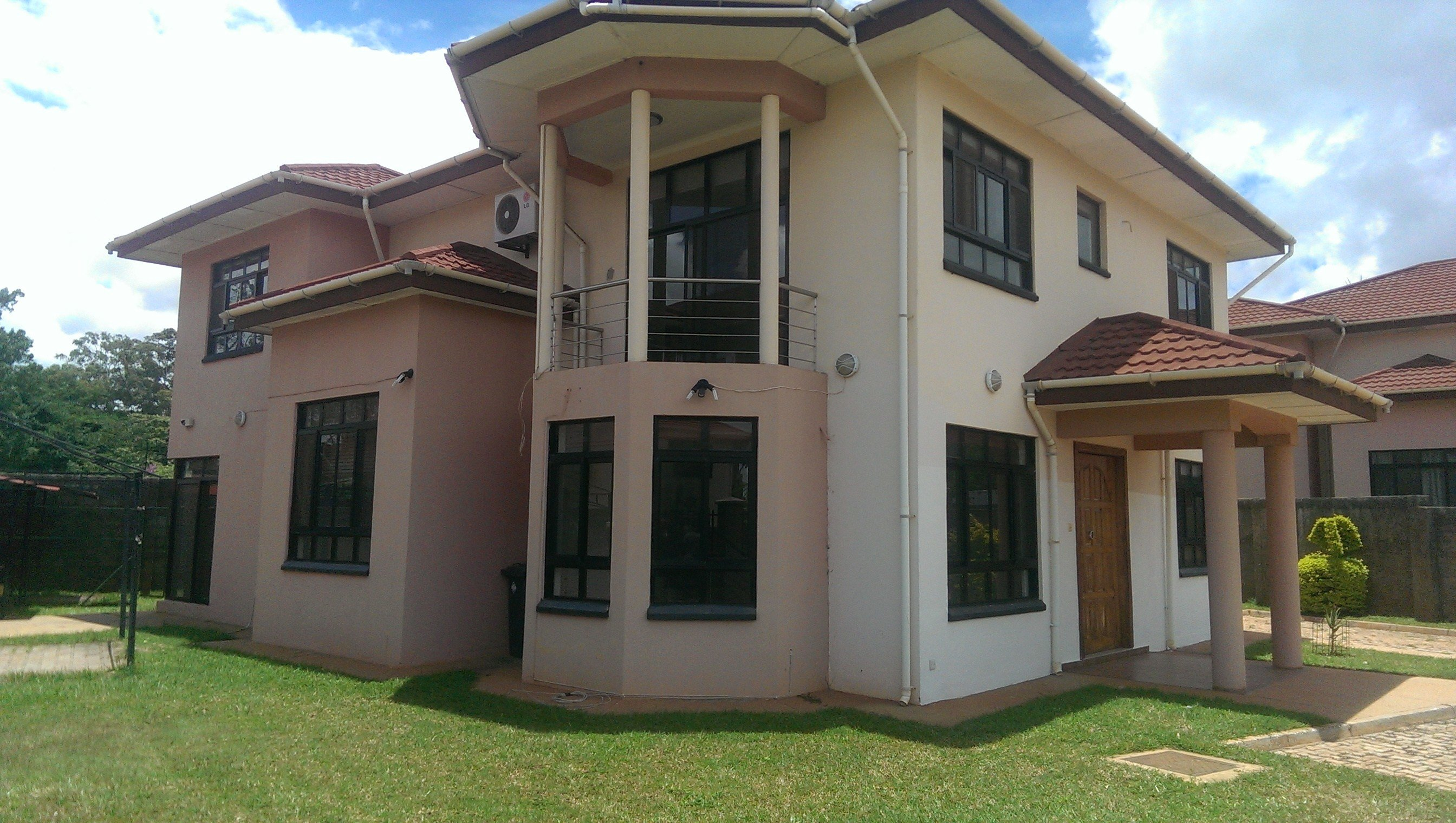 Best 4 Bedroom Townhouse For Rent In Woodlands Property Zambia With Pictures