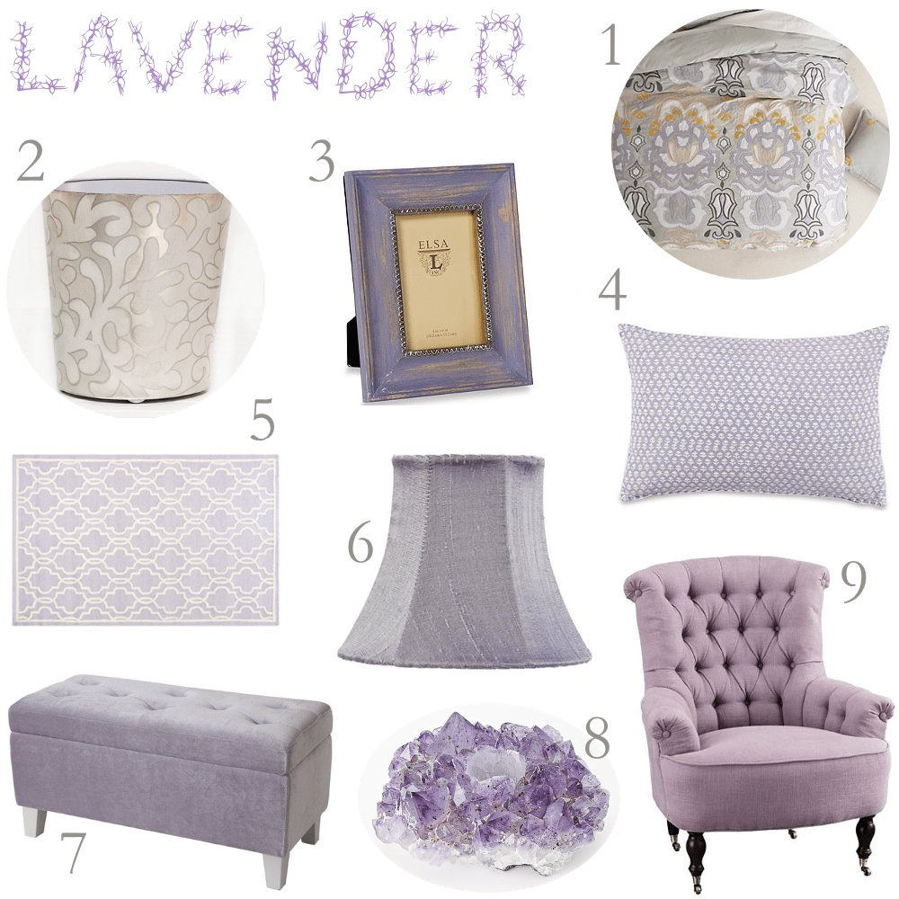 Best Lavender And Grey Bedroom Decor With Pictures