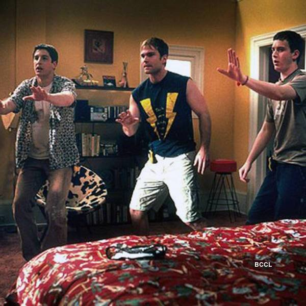 Best American Pie In American Pie S Bedroom Scene The Girl With Pictures