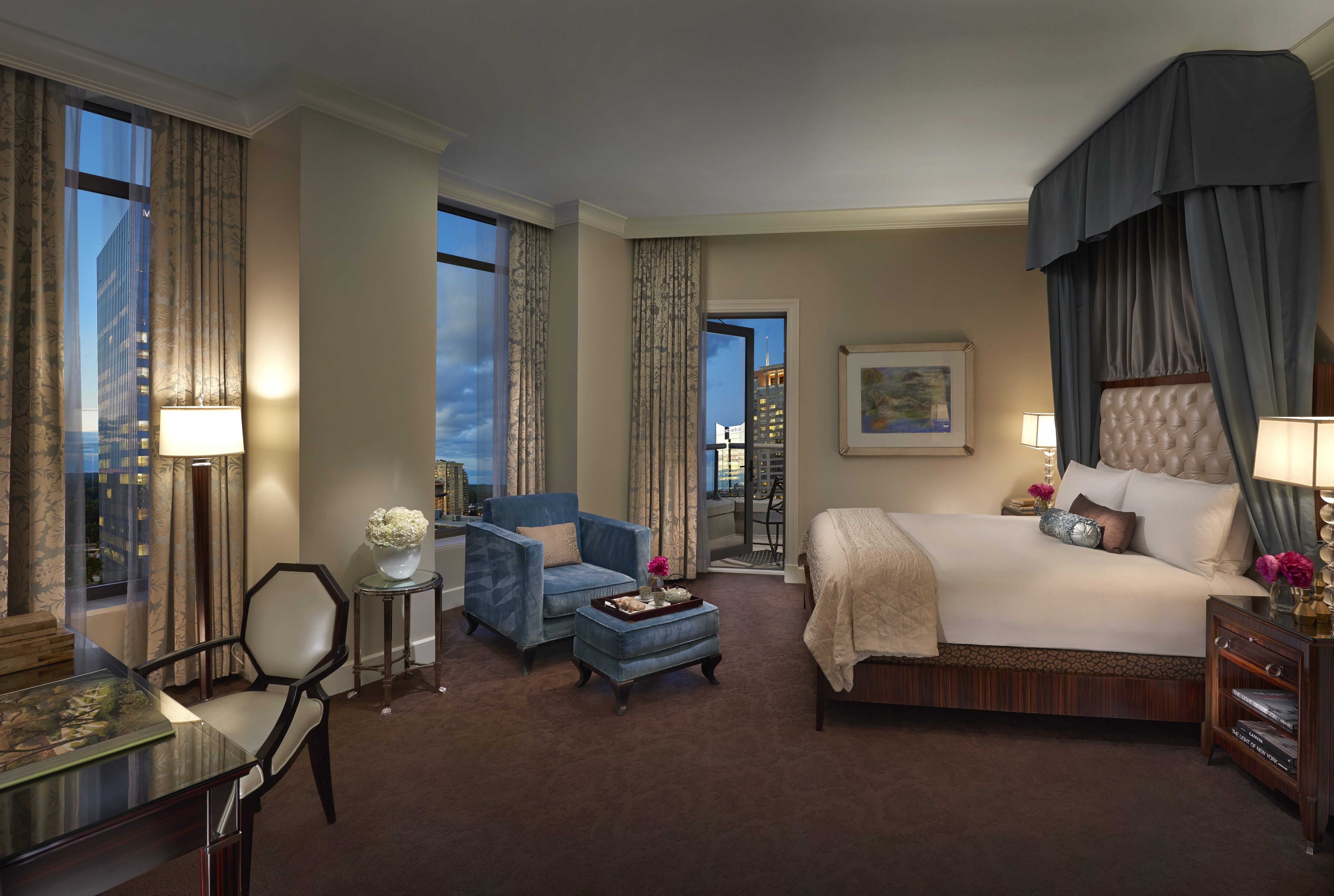 Best Luxury Mandarin Hotel Suite Mandarin Oriental Atlanta With Pictures