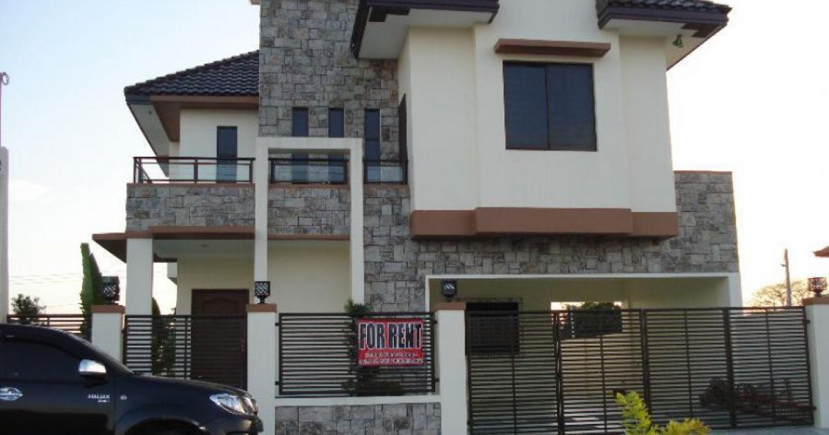 Best 4 Bed House For Rent In Angeles Pampanga ₱50 000 1772899 With Pictures