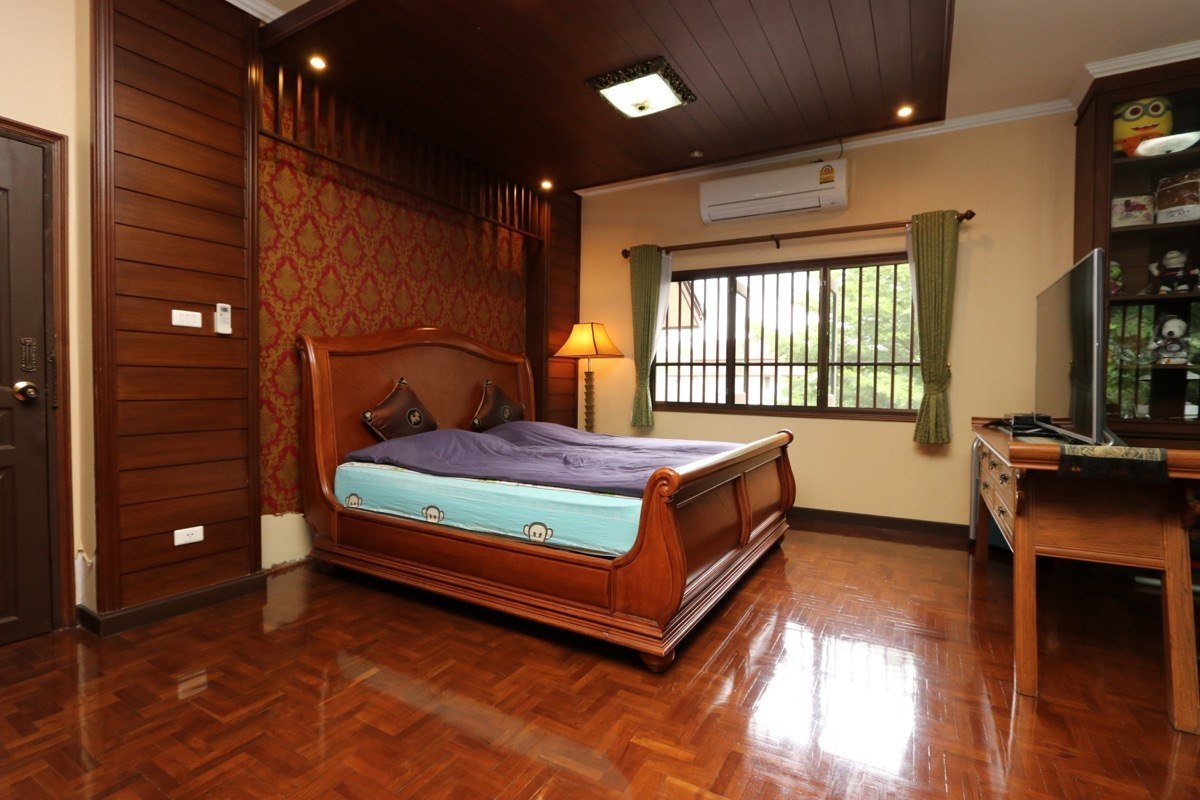Best 3 Bedroom House With Guest House At Mu Baan W*Ng Tan With Pictures