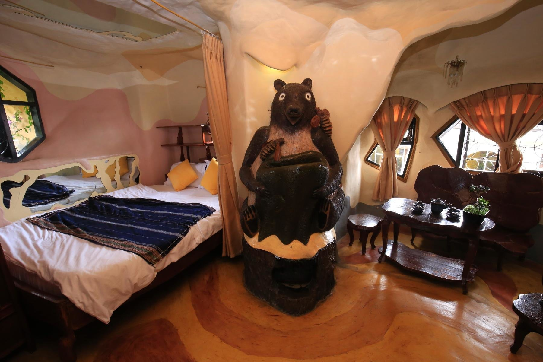 Best Crazy House Dalat In Vietnam Room Deals Photos Reviews With Pictures