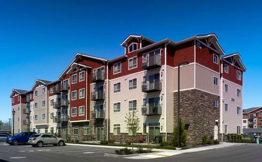 Best Luxury Studio 1 2 Bedroom Senior Apartments In Boise Id With Pictures