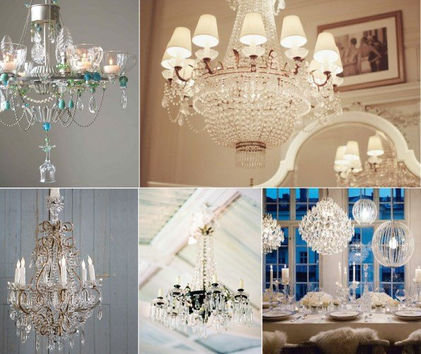 Best Marvelous Monday Diy Chandelier A Realistic Wedding With Pictures