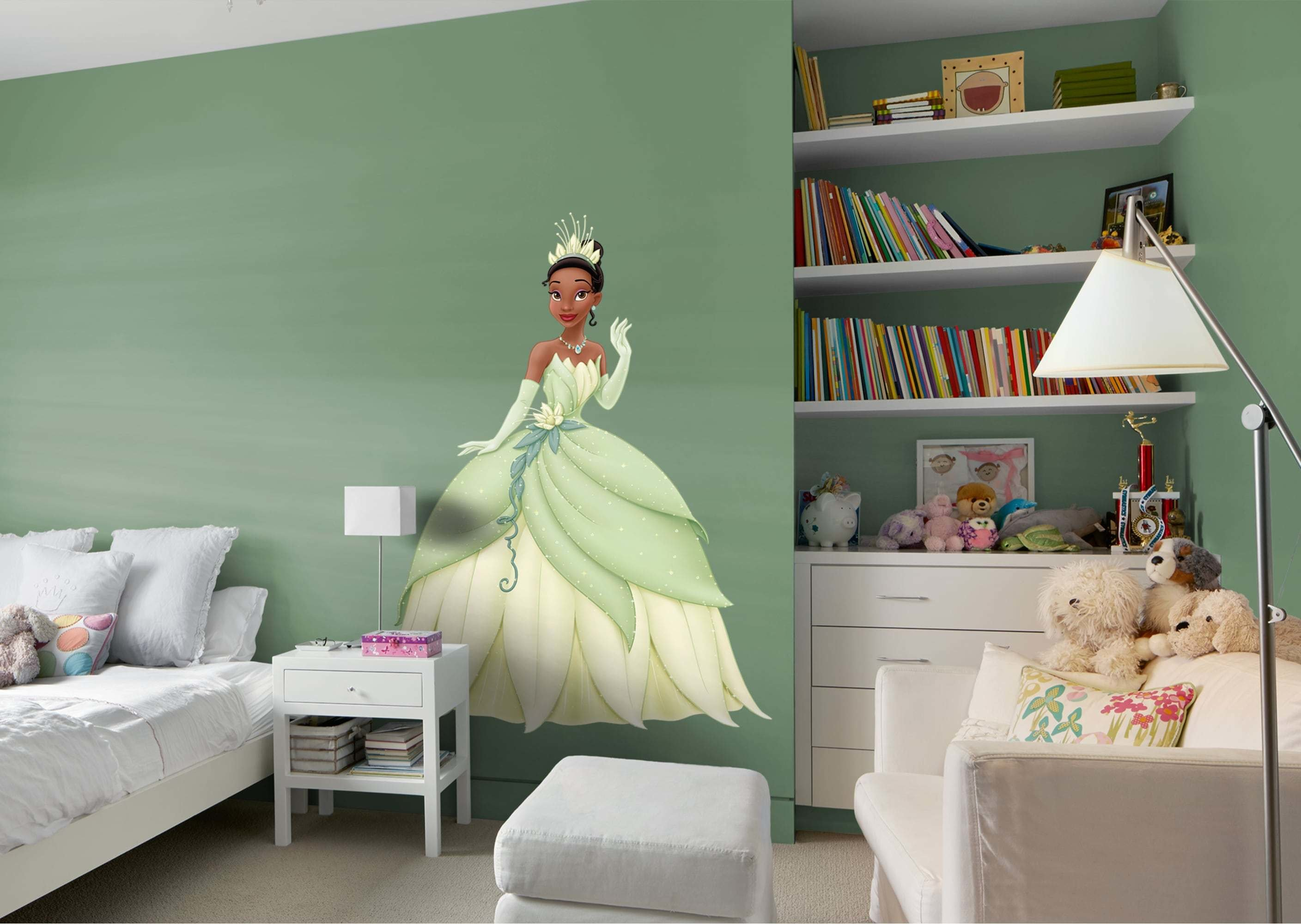 Best Princess Tiana Wall Decal Shop Fathead® For The Princess With Pictures